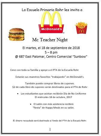mcteachernight