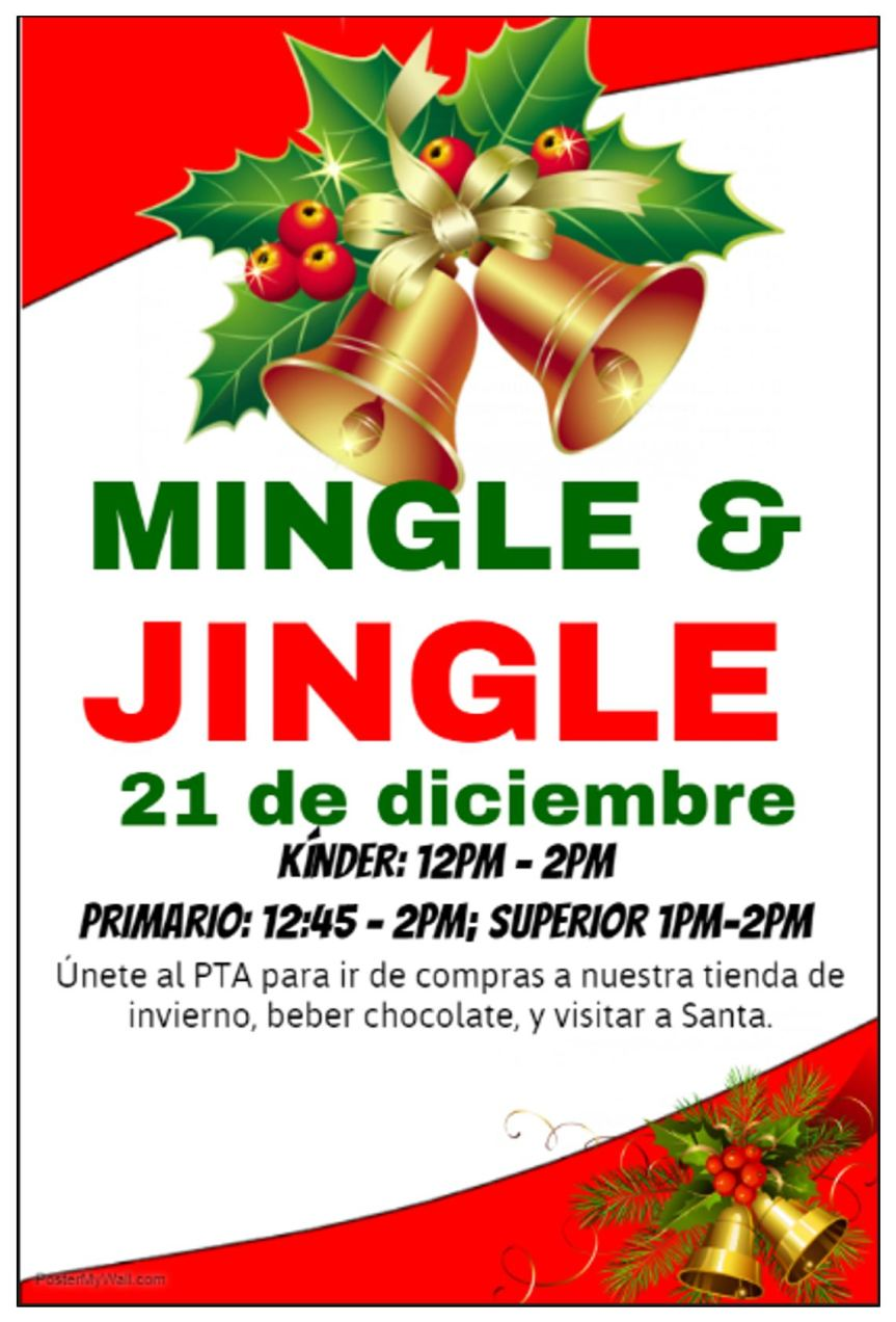 mingle & Jingle span
